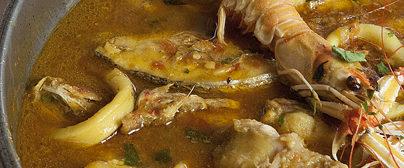 Recetas Mariscos y pescados