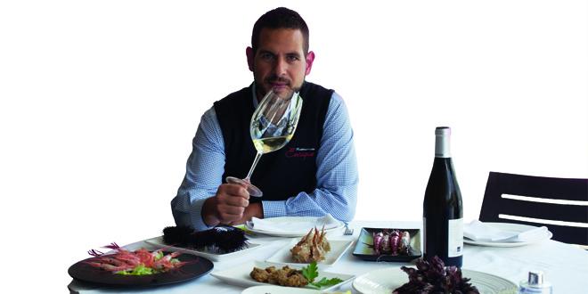 Carta de vinos Restaurante Enrique